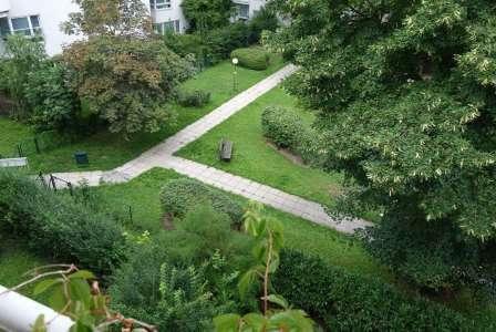 Bild 1 von 16 - Ruhige, sonnige Gartenlage neben der innovativsten Schule Wiens 2020 - Rennweg - Wien, W