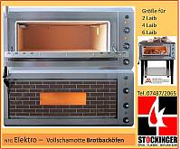 NFG NBO 4 Elektro Brotbackofen Backofen Herde Öfen