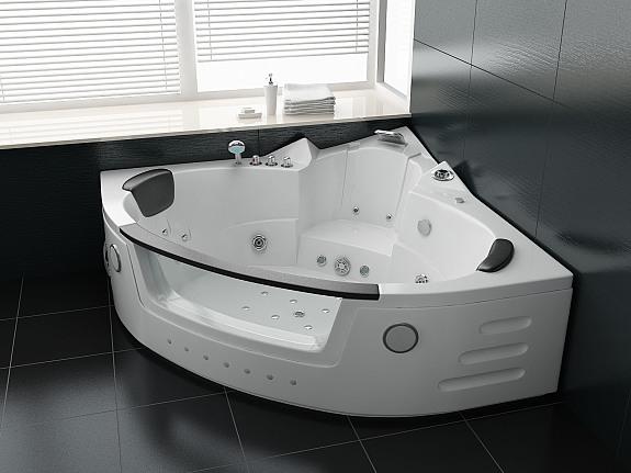 Badezimmer Jacuzzi