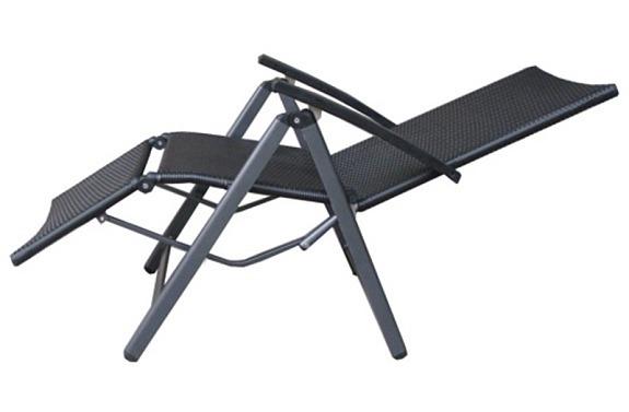 liege aus kunst rattan liege mit auflage gartenliege relaxliege 119 1180 wien willhaben. Black Bedroom Furniture Sets. Home Design Ideas