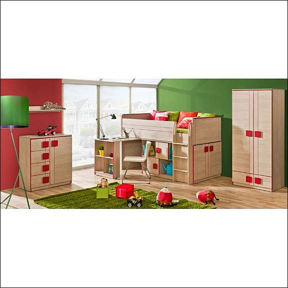 labyrint a komplettes jugendzimmer in verschiedenen. Black Bedroom Furniture Sets. Home Design Ideas