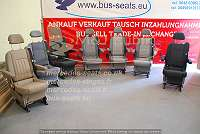 Mercedes Vito Viano V-klasse 3er Sitzbank Bank Sitz Einzelsitz Sprinter