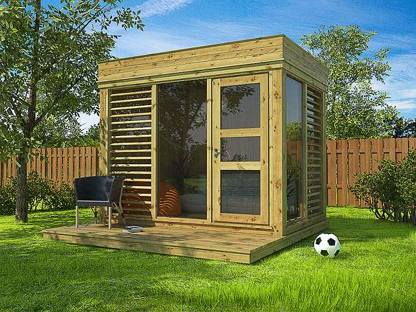 garden cube 3 m x 3 m komplettangebot mit schiebet r gartenhaus wintergarten. Black Bedroom Furniture Sets. Home Design Ideas