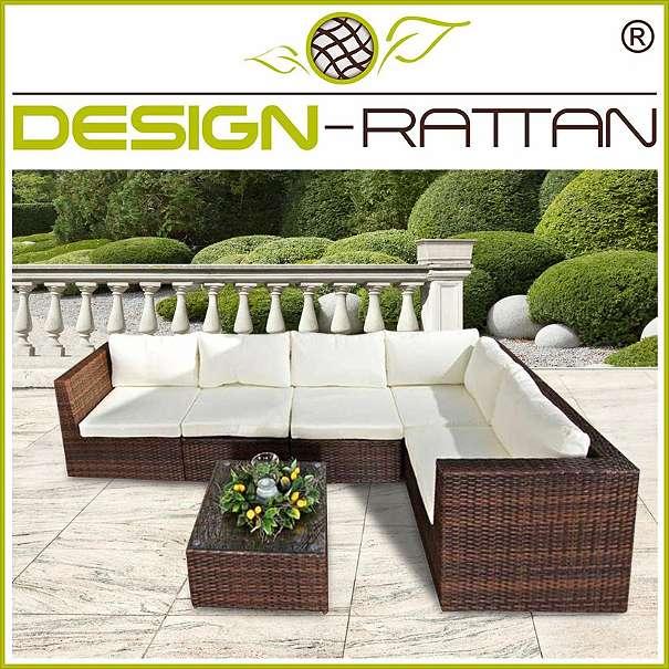 rattanlounge sydney 211 x 211 cm braun schwarz grau sand weiss 1010 wien. Black Bedroom Furniture Sets. Home Design Ideas