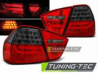 Bmw E90 SMOKE LED ODER ROT Heckleuchten Plug and Play Facelift Look 05-08