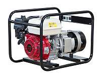 ELMAG Benzin-Stromerzeuger SEB 3.300W 230V – mit Honda-Motor GX200 – 6,5 PS – max. 3,0 kVA - 53102