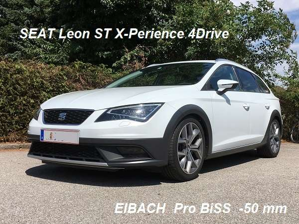 neu seat leon st xperience und skoda octavia 5e tuning. Black Bedroom Furniture Sets. Home Design Ideas