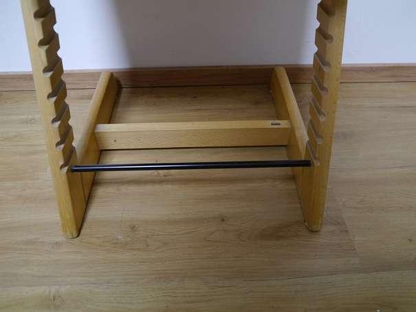 stokke tripp trapp hochstuhl in natur optional mit babyset und kissen und versand 95 5201. Black Bedroom Furniture Sets. Home Design Ideas