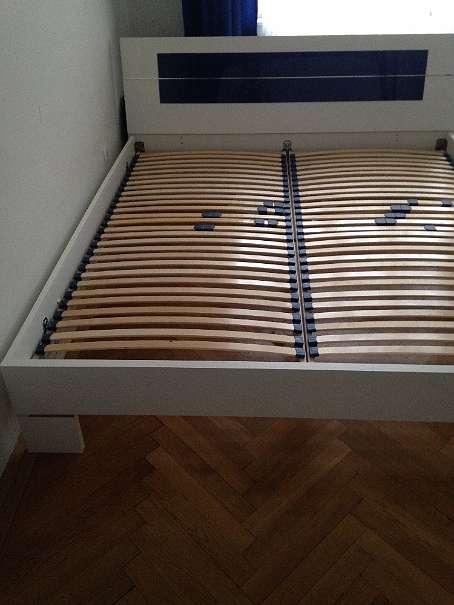 180x200 Bett inkl. Lattenrost - Wien - Sehr guter Zustand 180x200 inkl. Lattenrost. Wer möchte kann auch Gratis die Matratze haben. - Wien