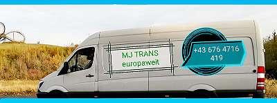 Möbeltransporte, Übersiedlung, in ganz Österreich und in alle EU-Länder