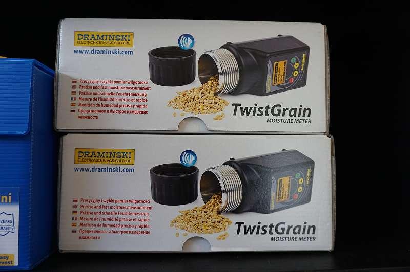 Getreidefeuchtigkeitsmessgerät Sparex-NEU