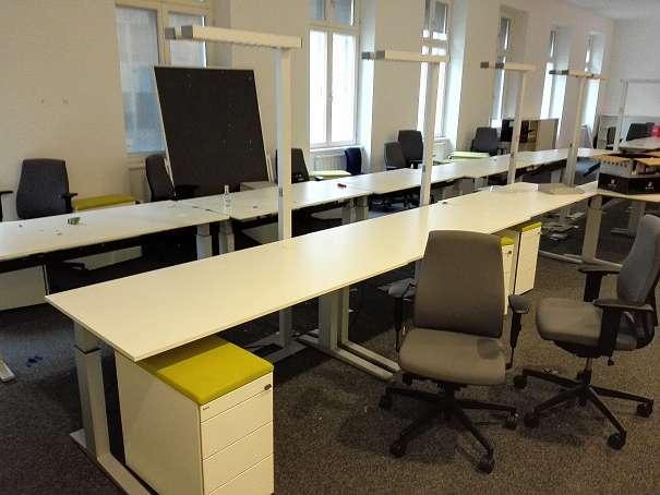 2000x Büromöbel von Bene, Hali.. minus 70%, € 100,- (1230 Wien ...