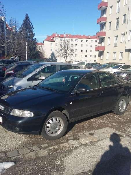 Audi s4 b5 gebrauchtwagen