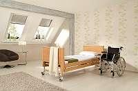 Pflegebett Arminia LOW