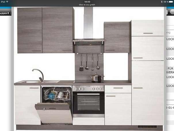 k chenblock inkl ger te ankauf verkauf und tauschanzeigen. Black Bedroom Furniture Sets. Home Design Ideas
