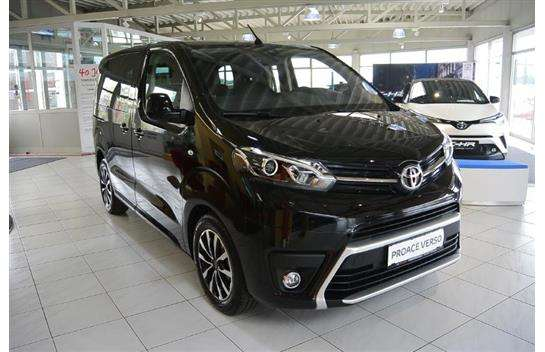toyota proace verso gebraucht auto bild idee. Black Bedroom Furniture Sets. Home Design Ideas