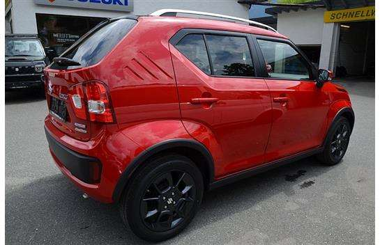 annonce suzuki ignis d 39 occasion 2 700 km 15 890. Black Bedroom Furniture Sets. Home Design Ideas
