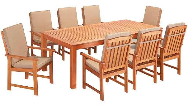 gartenm belset vancouver 17 tgl 8 sessel tisch. Black Bedroom Furniture Sets. Home Design Ideas