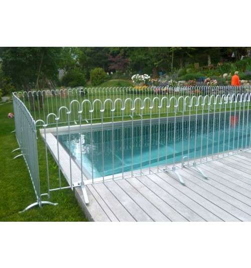 Poolzaun Modell Poolfix 100 1030 Wien Willhaben
