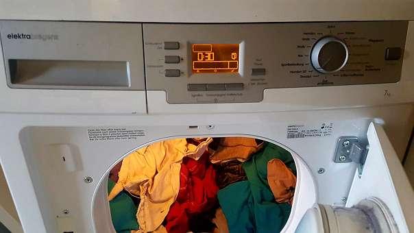 Wie neuer a elektra bregenz wärmepumpen wäsche trockner mit