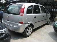 Opel Meriva y17dt