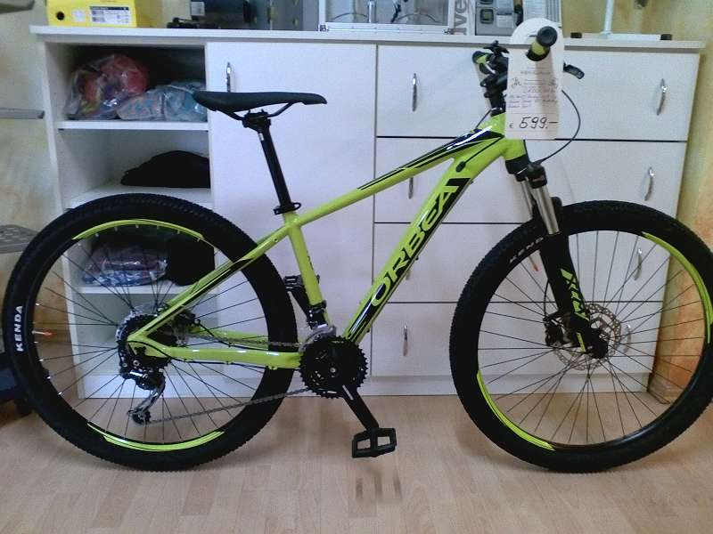 Orbea Mountainbike, € 599,- (2604 Theresienfeld) - willhaben