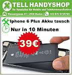 Apple iphone 6 Plus Akku 39?, Inkl. Umbau in 10 min.
