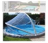 Steirerbecken Pool Cabrio Dom