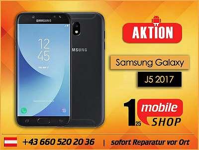 Samsung Galaxy J5 2017 - NEUWERTIG - mit Garantie - Werksoffen - #Schwarz