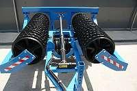 Neue Cambrigewalze 6,30m-Neumaschine