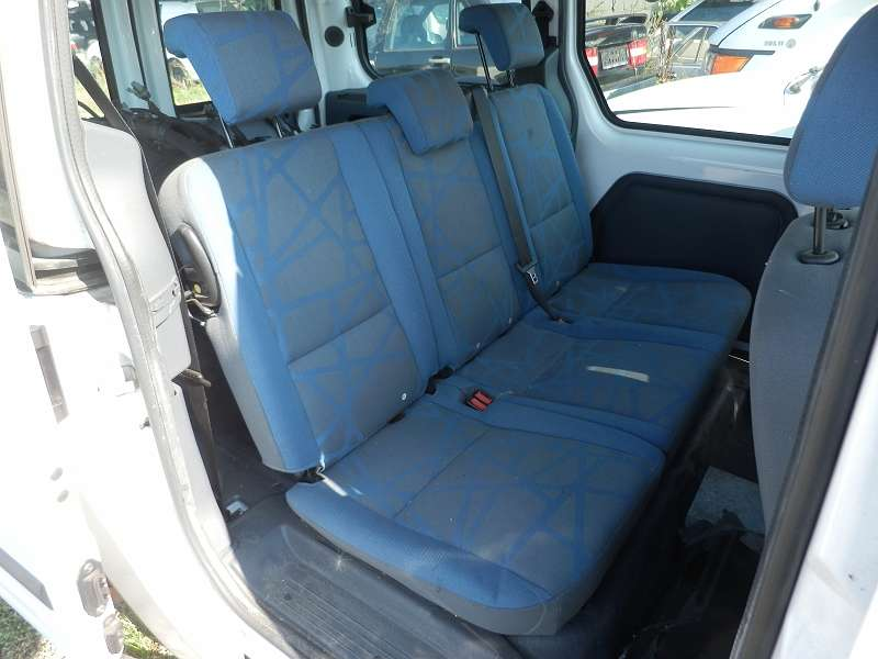 Ford Tourneo Connect 3er Sitzbank
