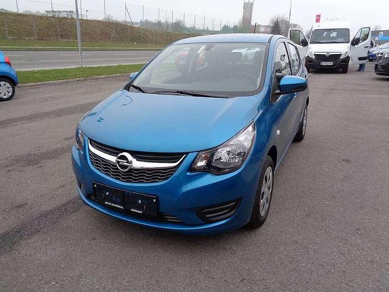 Opel Karl 1,0 Edition