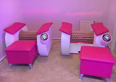 Infrarot Rollenmassagegerät Rollenmassage Massagegerät mit Infrarot