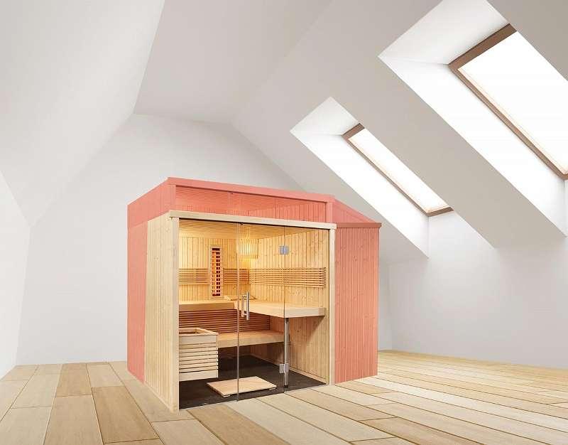 Sauna nach Maß, Carat, Elementsauna, € 9.999,- (2201 Gerasdorf) - willhaben