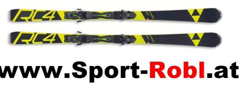 Alpin Fischer RC4 Speed inkl RC4 Z11 Powerrail Bindung Skisport & Snowboarding