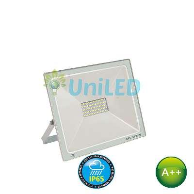 50W LED Fluter SMD IP65 Weiß DECO Kaltweiß GL5223 - UniLED