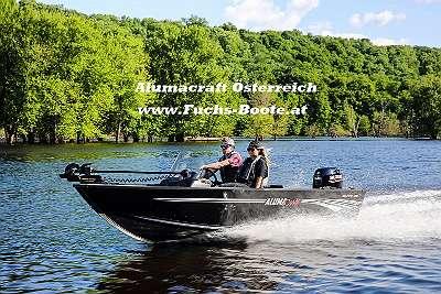 Alumacraft Escape Aluboot Aluminiumboot Alu Boot Fuchs Boote