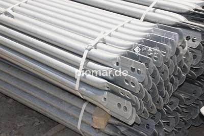 Gerüst Stahlrahmen Fassadengerüst Typ Plettac 102 qm mit Zulassung Typ Plettac Kompatibiles Baugerüst NEU
