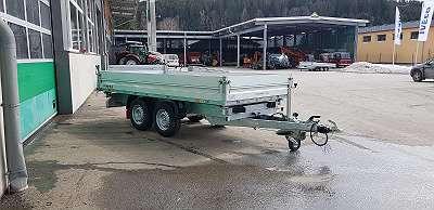PKW Anhänger 3 SKS 3600/17 T-AL Pongratz