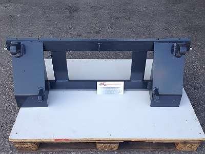 Euro Gabelträger 1200mm, ISO2,