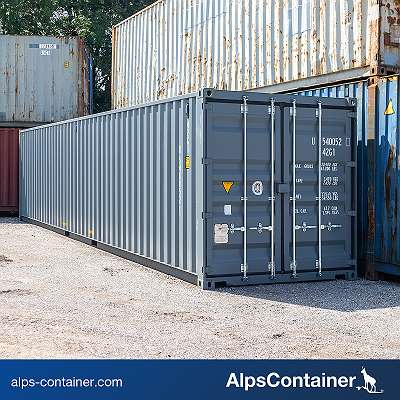 40ft (12m) Seecontainer / Lagercontainer