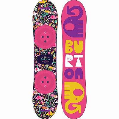 Burton Mädchen Snowboard Chicklet