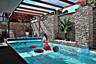 NEU GfK Schwimmbecken NEU Swimmingpool IMPERIAL 6,50m x 3,00m x 1,40 m Full SET