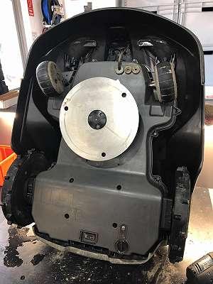 Winterservice Reparatur Mähroboter Husqvarna Robomow Honda Rasenroboter Automower Update!