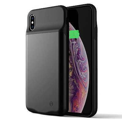 iPhone Xs Max Power-Case Ladehülle 4000 mAh NEUWARE!