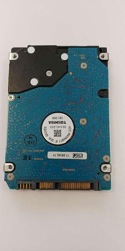 """Toshiba MK1252GSX 120GB 5400rpm 2,5"""" HDD Festplatte + GARANTIE"""