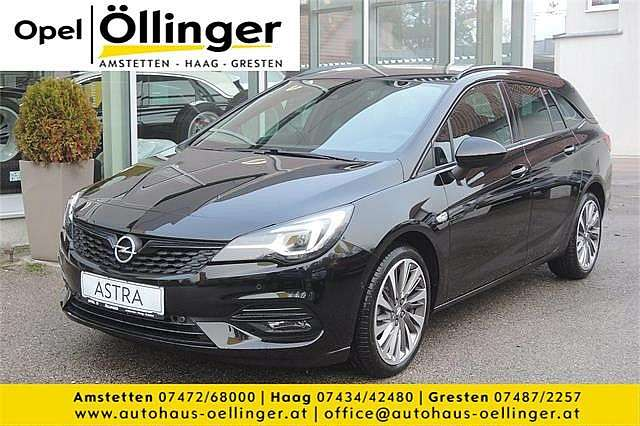 Opel Astra ST 1,2 Turbo Direct Inj. Ultimate
