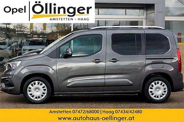 Opel Combo Life 1,5 CDTI BlueInj. L L1H1 Edition S/S
