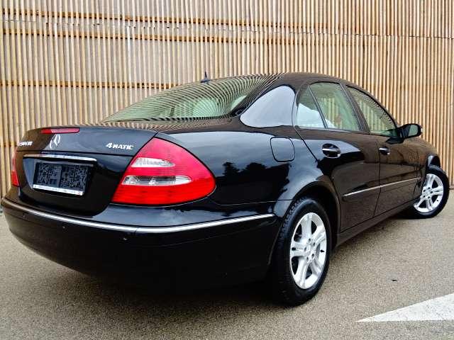 Bild 1 von 22 - Mercedes-Benz E-Klasse E 280 CDI ALLRAD 4-MATIC **AUTOMATIC-NAVI-XENON*** Limousine
