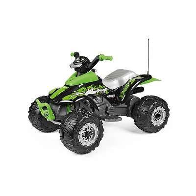 12V PEG PEREGO Corral T-Rex Elektro Quad 330W grün oder pink